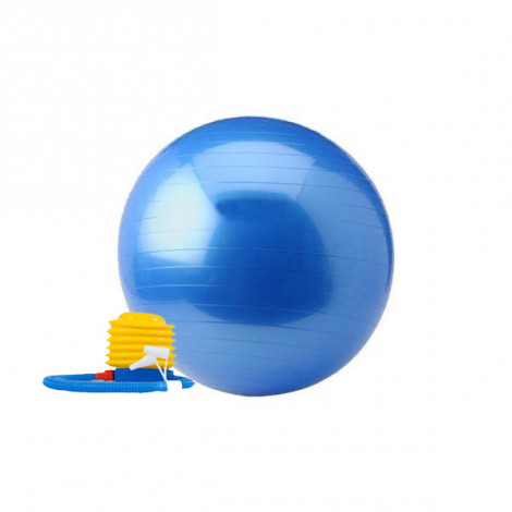Dagaanbieding - Gym Ball - Focus Fitness - 65 cm - incl. voetpomp dagelijkse koopjes